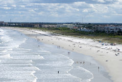 Cape Canaveral Beach Stock Photography