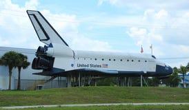 Cape Canaveral - der Shuttle Stockbilder