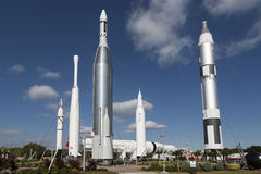 CAPE CANAVERAL, FLORIDA Stock Images