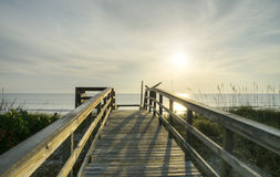 Cape Canaveral National Seashore Royalty Free Stock Photography