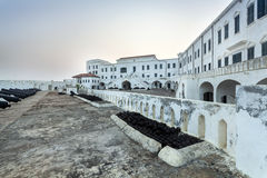 Cape Coast Castle Stock Photos