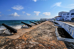 Cape Coast Castle - Ghana Royalty Free Stock Image
