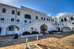 Cape Coast Castle - Ghana Royalty Free Stock Photography