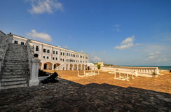 Cape Coast Castle - Ghana Stock Photo