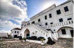 Cape Coast Castle - Ghana Stock Image
