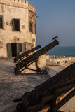 Cape Coast Castle, Ghana, West Africa Royalty Free Stock Photography