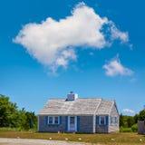 Cape Cod alloggia l'architettura Massachusetts Stati Uniti Fotografia Stock Libera da Diritti