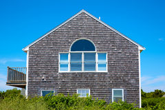 Cape Cod alloggia l'architettura Massachusetts Stati Uniti Fotografia Stock