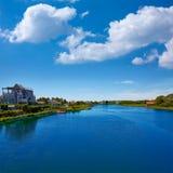Cape Cod cogne la rivière le Massachusetts Images stock
