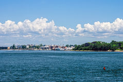 Cape Cod Day Stock Photography