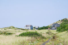 Cape Cod dunes Royalty Free Stock Photo