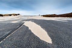 Cape Cod em novembro fotografia de stock