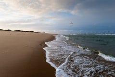 Cape Cod en noviembre Foto de archivo libre de regalías