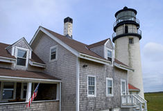 Cape Cod Highland Light Stock Photos