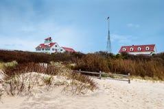 Cape Cod i November Royaltyfria Foton