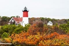 Cape Cod i November Royaltyfri Bild