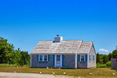 Cape Cod inhyser arkitektur Massachusetts USA Arkivbild