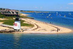 Cape Cod. Is a large peninsula, or cape, that juts out into the Atlantic Ocean in the easternmost portion of the state of Massachusetts, in the Northeastern stock images