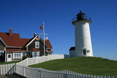 Cape Cod Lighthouse Royalty Free Stock Image