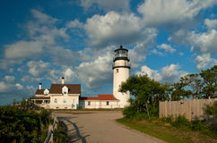 Cape Cod Lighthouse Royalty Free Stock Photography