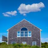 Cape Cod mieści architekturę Massachusetts USA Zdjęcia Stock