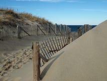 Cape Cod ogrodzenie Zdjęcie Royalty Free