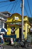 Cape Cod Provincetown Massachusetts de V.S. Royalty-vrije Stock Afbeeldingen