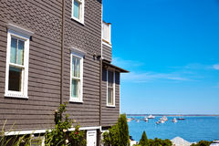 Cape Cod Provincetown Massachusetts de V.S. Stock Afbeelding