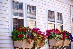 Cape Cod Provincetown Massachusetts de V.S. Royalty-vrije Stock Foto