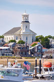 Cape Cod Provincetown Massachusetts de V.S. royalty-vrije stock foto's