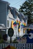 Cape Cod Provincetown Massachusetts Stati Uniti Immagini Stock Libere da Diritti