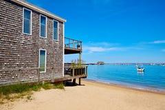 Cape Cod Provincetown Massachusetts US Stock Photos