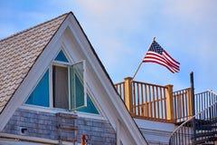 Cape Cod Provincetown Massachusetts US. Cape Cod Provincetown in Massachusetts USA Stock Photography