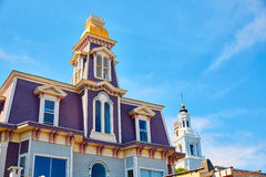 Cape Cod Provincetown Massachusetts USA Arkivbild