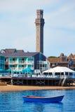 Cape Cod Provincetown plaża Massachusetts Obrazy Royalty Free
