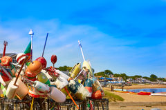 Cape Cod Provincetown port Massachusetts US Royalty Free Stock Photography