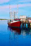 Cape Cod Provincetown port Massachusetts US Royalty Free Stock Images