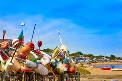 Cape Cod Provincetown port Massachusetts USA Fotografia Royalty Free