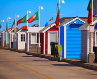 Cape Cod Provincetown port Massachusetts USA Royaltyfri Fotografi
