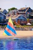Cape Cod Provincetown strand Massachusetts Royaltyfri Bild