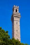 Cape Cod Provincetown vallfärdar tornet Massachusetts Arkivfoton