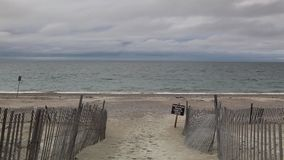 Cape Cod Sandy Neck Beach video d archivio