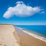 Cape Cod Sandy Neck Beach Massachusetts de V.S. Royalty-vrije Stock Foto