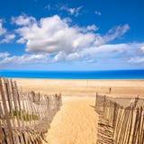 Cape Cod Sandy Neck Beach Massachusetts US. Cape Cod Sandy Neck Beach in Barnstable Massachusetts USA Royalty Free Stock Photos