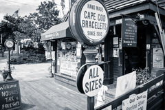Cape Cod shop Stock Images