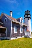 Cape Cod Truro lighthouse Massachusetts US Stock Photos