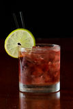 Cape cod, vodka and cranberry Royalty Free Stock Photography