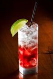 Cape cod, vodka and cranberry Royalty Free Stock Image