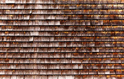 Cape Cod wooden wall detail Massachusetts Royalty Free Stock Photography