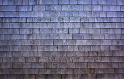 Cape Cod wooden wall detail Massachusetts Royalty Free Stock Photo